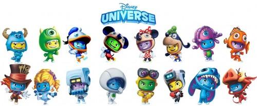 Disney Universe, plataformas para los frikis más peques de la casa