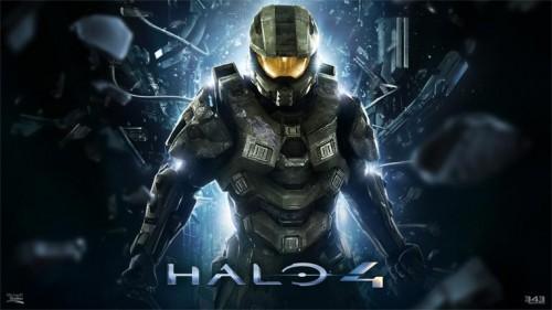 Halo 4 llegará en esta generación