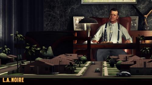 [Galería de fotos]  ¿Alguien duda que L.A. Noire se  ve  mejor en PC?
