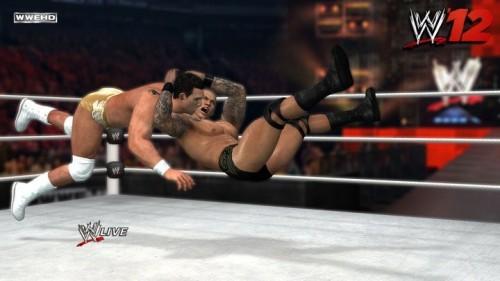 [Vídeo] WWE '12: Más grande, más malo, mejor.