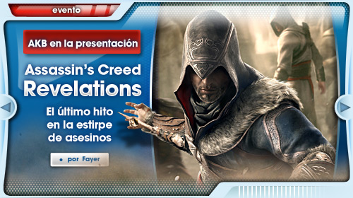En la presentación de Assassin's Creed Revelations