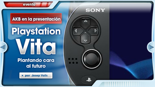 Sony nos deleita con PS VITA