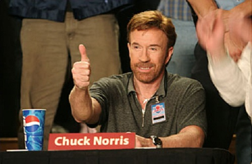 Chuck Norris al rescate de World of Warcraft