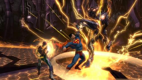Ya se puede jugar a DC Universe Online por la patilla