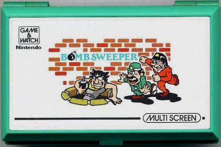 """Bomb Sweeper"": Buscando bombas en una LCD"