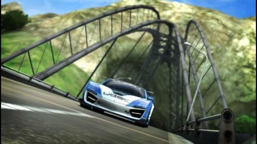 Descargables mensuales para el Ridge Racer de PS Vita