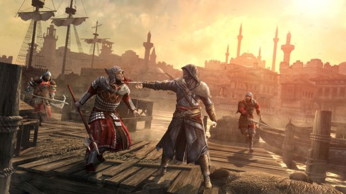 [Vídeo] Assassins Creed Revelations: PlayStation3 vs Xbox 360