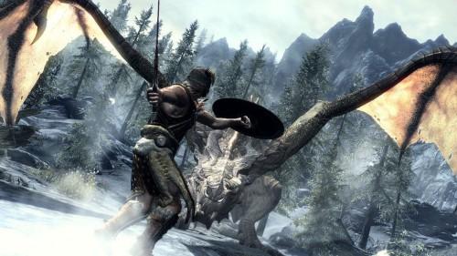 Skyrim mejorará a nivel jugable con sus DLC's