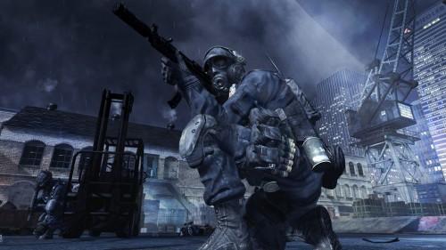 El primer DLC de Modern Warfare 3 sale a la luz