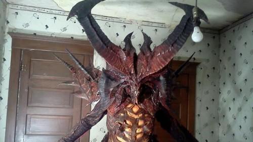 Esta recreación de Diablo III es simplemente espectacular