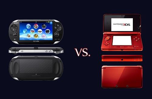 La lucha sigue… Nintendo 3DS gana a PS Vita en ventas en Japón
