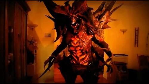 Vestirse como Diablo ya es posible