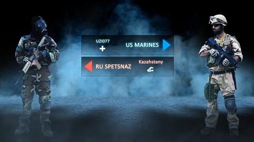 Duelo real en Battlefield 3