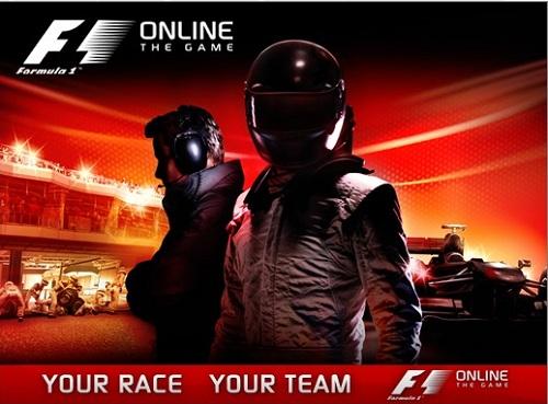 Arranca la Beta cerrada de F1 Online: The Game