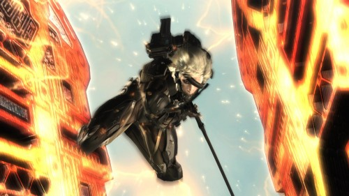 [VGA 2011] Metal Gear Rising: Revengeance