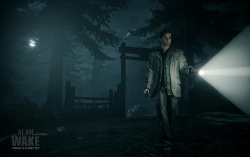 ¡Ya es oficial! Alan Wake llegará a PC durante el primer cuatrimestre de 2012