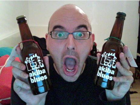 AKB ya tiene dominio .XXX. Y para celebrarlo Norritt lanza la cerveza Akihabara Blues.