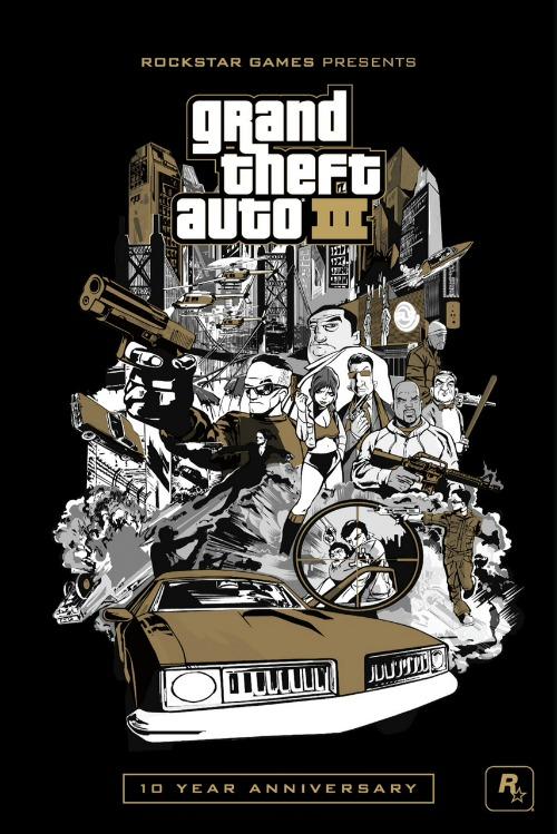 GTA III 10º Aniversario ya está aquí para iOS y Android. Además viene con tráiler de lanzamiento.
