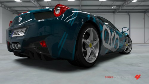 AKB Life Style in Forza MotorSport 4