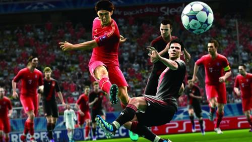 Konami dispara una nueva actualización para PES 2012 en Diciembre