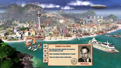 FX debuta en Xbox 360 con Tropico 4