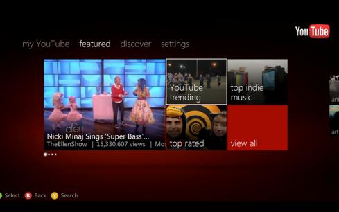 ¡Por fin! La actualización de Xbox 360 ya está aquí