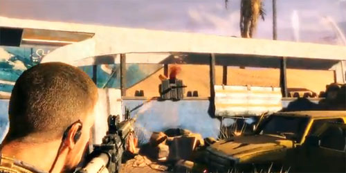 Spec Ops se muestra 100% gameplay