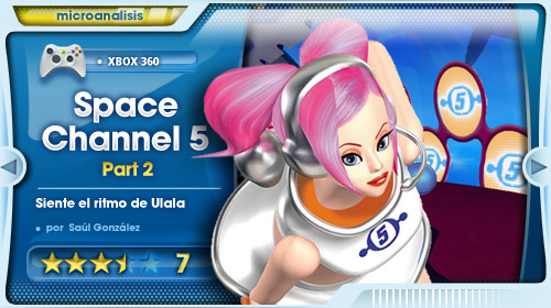 Análisis Space Channel 5 Part 2