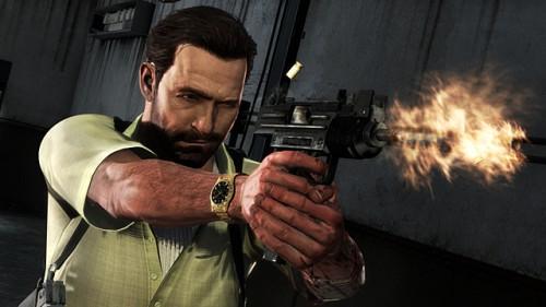 [Galería de fotos] Max Payne 3 es un juego de armas tomar