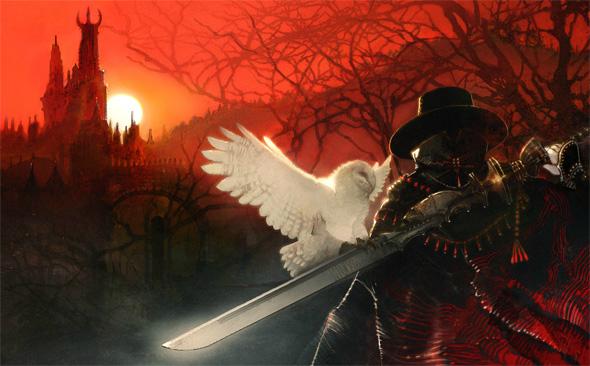 Square Enix nos intriga con el primer Artwork de su nuevo Action RPG