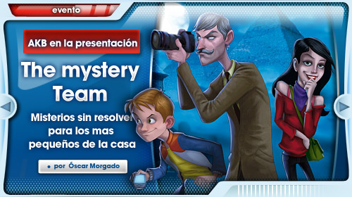 Tonika Games nos presenta The Mystery Team para PSP