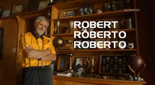 Konami desvela a Roberto, el mejor árbitro de la historia