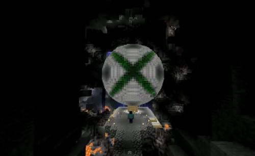 Minecraft ya se deja ver en Xbox 360