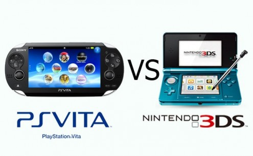 [Nintendo 3DS vs PlayStation Vita] Combate de pantallas en 3, 2, 1…Figth!