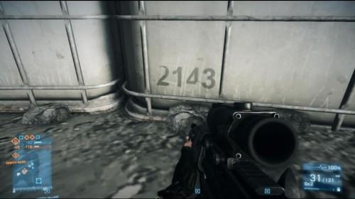 El próximo Battlefield podría ser el 2143