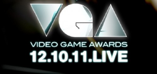 Ganadores de los [VGA 2011]