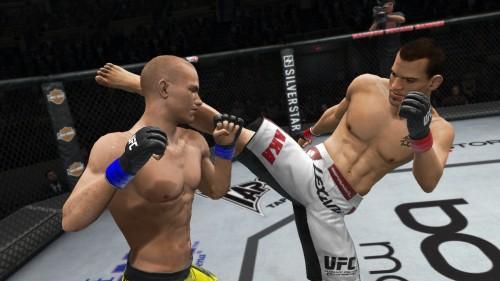 Ya puedes empezar tu combate con la demo de UFC Undisputed 3