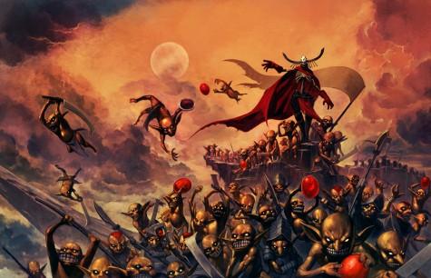 [Army Corps of Hell] El Rey busca su Infierno