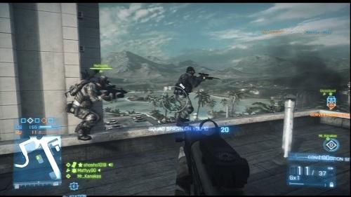 El vídeo tonto del día de Battlefield 3 ¿Unas risas?