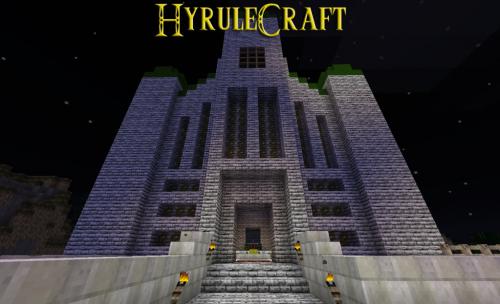 [Vídeo] Hyrulecraft, simplemente asombroso