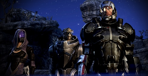 Requisitos mínimos de Mass Effect 3 para PC
