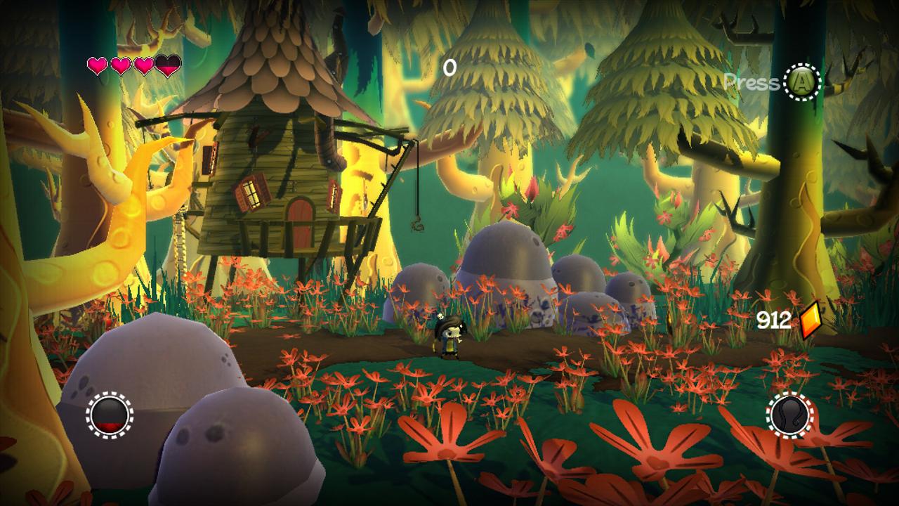 El mundo de Scarygirl aterriza en Xbox Live