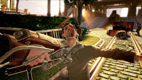 Bioshock Infinite te presenta el modo 1999, sólo apto para la vieja escuela