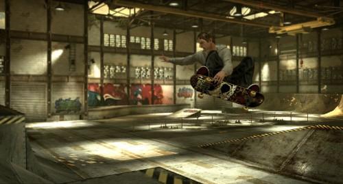 Tony Hawk's Pro Skater  HD pinta muy bien