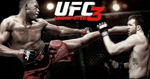 UFC Undisputed 3 tiene ganas de bronca