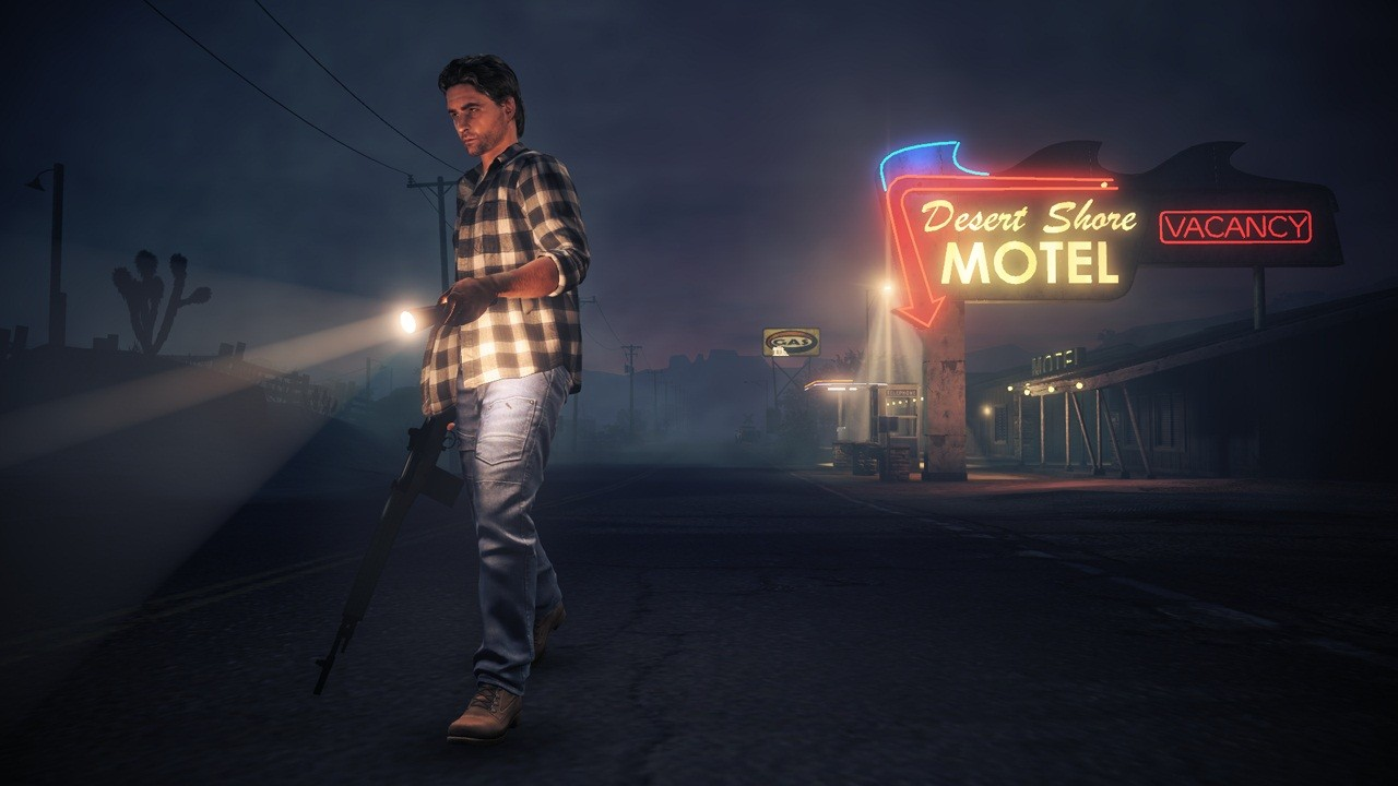 Alan Wake's American Nightmare se deja ver en movimiento