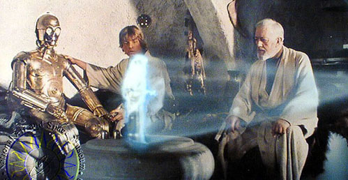 Los hologramas con los que podremos interactuar son ya una realidad