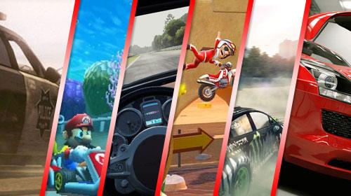 Un año sobre ruedas. Repaso a juegos de conducción en 2011