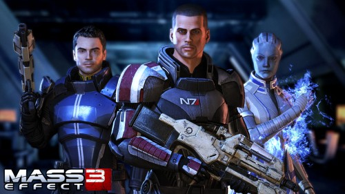 50 minutos de gameplay de Mass Effect 3 ¡El ansía viva!
