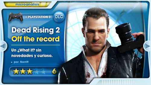 Análisis Dead Rising 2: Off the record para PS3